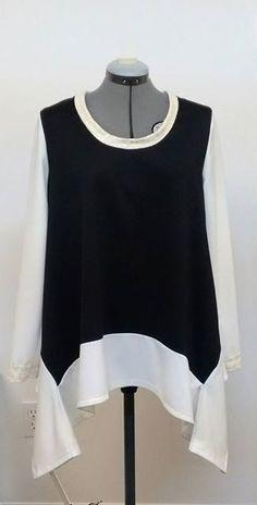 Woman's Fashion - Custom designed pullover/tunique