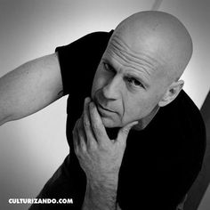 Bruce willis....He's up in age but he'll always be handsome