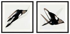 IVAN MELOTTI SET OF TWO - Art & Prints - WALL - JAMES SAID