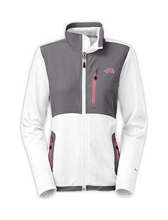 The North Face Women's Jackets & Vests Fleece WOMEN'S RDT MOMENTUM JACKET - THE NORTH FACE on InStores