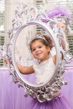 Purple Princess Birthday Party #princess #party #purple by anita
