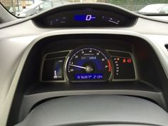 Honda Civic hybrid 1.3I CVT AUTOMAAT ECC LMV CC RCD   Limousine   Veghel
