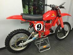 Mx Bikes, Yamaha Bikes, Motocross Bikes, Vintage Motocross, Honda Motorcycles, Cool Bikes, Marty Smith, Gs 1200 Adventure, Honda Dirt Bike