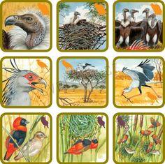 Pexetrio Plus Africká savana File Folder Activities, Forest Theme, Animal Activities, Zoology, Forest Animals, Kids Gifts, Animals For Kids, Montessori, Kindergarten