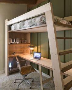 Parker Lane Bed | STUDIO BUILD