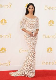 Camila Alves has the ability to show up at any award show and party and immediately catch and retain everyone's attention.