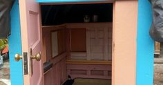 Trash Into Homes: How One Man Is Creating Tiny Homes For People In Need | The Hunger Site Blog