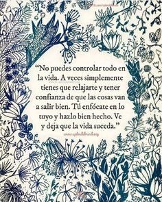 Words Quotes, Me Quotes, Words Can Hurt, Writing Art, Spanish Quotes, Life Inspiration, True Words, Positive Quotes, Positive Things