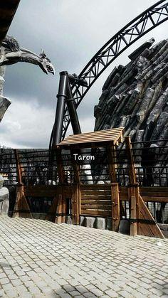 New Roller Coaster At Phantasialand In Germany @LaurHoran