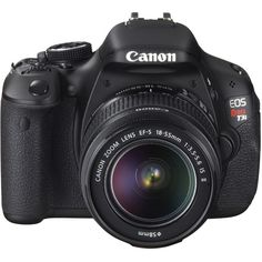 canon EOS rebel T3i ..want...
