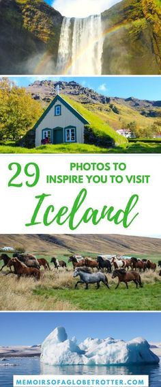 29 Photos to Inspire You to Visit Iceland