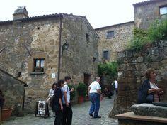 Civita d' Bagnoregio....one of my favorite places in Italy