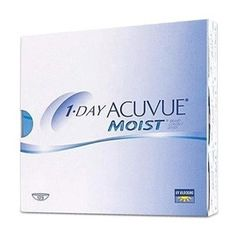 1 Day Acuvue Moist 90 pack Contact Lenses - Johnson & Johnson #Johnson&Johnson #Acuvue #ContactLenses #Lenses