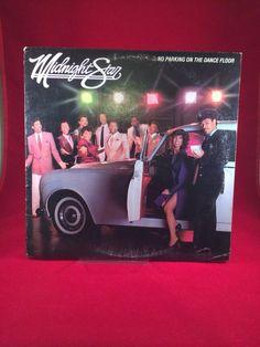Midnight Star No Parking on The Dance Floor freak-a-zoid Album LP #Funk