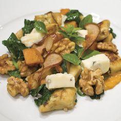 Autumn Gnocchi, perfect seasonal comfort food: http://sustainabletable.org.au/TableTalk/tabid/53/EntryId/47/Autumn-Gnocchi-Goodness.aspx