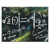 Found it at Wayfair - Chaos Theory by Zoltan Koteczky Painting Print on Canvas
