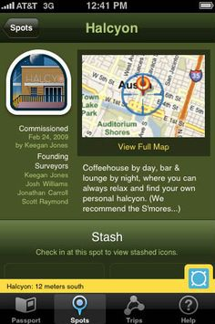 Gowalla (US 2007) - social GPS app, acquired by Facebook and discontinued