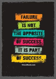 Wallpaper quotes - Failure Is Not The Opposite Of Success It Is Part Of Success Inspiring Creative Motivation Quote Vector Typography Banner Design Concept Swag Quotes, True Quotes, Funny Quotes, Best Quotes, Smile Quotes, Sport Quotes, Quotes Quotes, Badass Quotes, Bad Boy Quotes