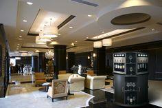 WineStation @ Hotels - Self Service Lobby Bar.