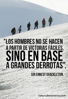 #Citas Los hombres no se hacen a partir de victorias fáciles http://blog.eduardobec.com/