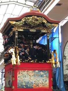 Otsu shiga Japan  源氏山 大津祭本祭