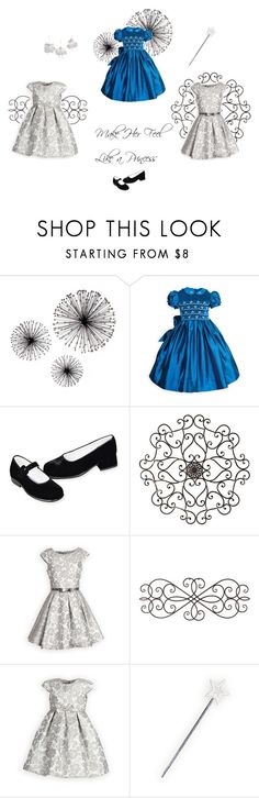"""""""Make Her Feel Like  A Princess"""" by woodensoldier on Polyvore featuring Universal Lighting and Decor"""