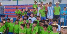 El jugador malagueño, en la filas del Villareal, da nombre a esta concentración deportiva que se llevará a cabo del 3 al 8 de Julio en dos instalaciones, en el Juan Azuga de Torre del Mar, gracias a la A. D. Fútbol Base Torreño y la U. D. Mortadelo.  Los inscritos podrán disfrutar de su pasión por el fútbol, niños y niñas, desde los 5 a los 14 años.   #campus #futbol #samu castillejo
