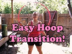 Easy Hoop Transition: No Lift Required, On-Body to Off-Body