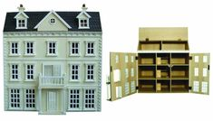 I love this doll house. It is similar to one we already have.