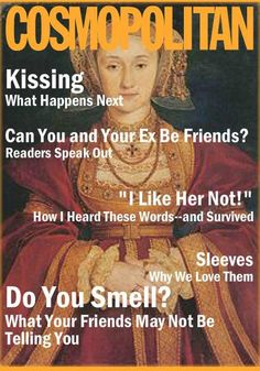 Anne of Cleves, 4th wife of Henry VIII. Henry's only truly arranged marriage. He disliked her and annuled the marriage. Anne agreed and was given a pension, castles,and the ability to keep her head