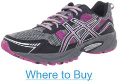 ASICS Women's GEL-Venture 4 Trail Running Shoe   Size 6 1/2  They have several colors, don't care which--these are the ONLY shoes I've found that really hold up for me, and I desperately need a new pair.