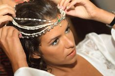 Coronas-joya para novias