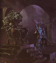 does Elric of Melniboné  When it comes to cover art for fantasy novels, I normally think of bland adventurers hanging out in some painfully ...