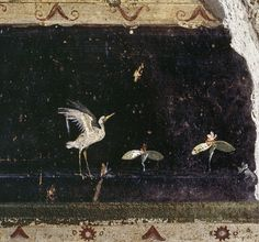 Pompeii, Villa of the Mysteries.