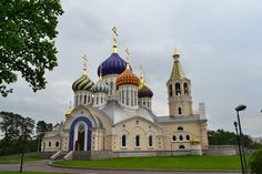 St Igor Church, Peredelkino, Moscow, Russia, photo 4
