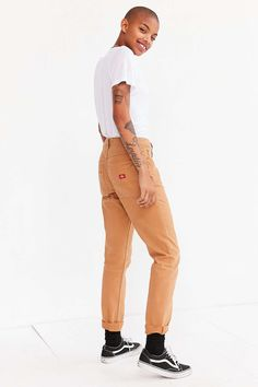 Sale Items in Women's Clothing Queer Fashion, Androgynous Fashion, Tomboy Fashion, Unisex Fashion, Women's Fashion, Dickies Pants, Types Of Fashion Styles, Vintage Outfits, Cute Outfits