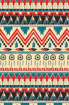 Background aztèque