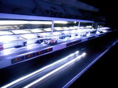 Pit stops at Le Mans at 2 AM. - Slot Car Illustrated Forum