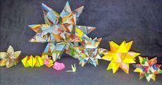 #Kusudama #Origami #Ambientador