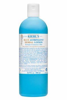 Kiehl's Blue Astringent Herbal Lotion $18.00