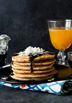 #glutenfree Coconut Pancake Recipe