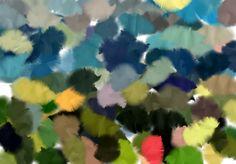 Studio Artist - Factory Settings - Abstract Autopaint - Fuzzy