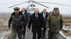 Is Putin abandoning Ukraine's rebels?