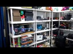 A Tour of My Office - An Inside Look at How I Run My Ebay and Amazon Reselling Business - YouTube