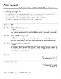 8 Best resume images in 2013 | Resume, Resume examples ...