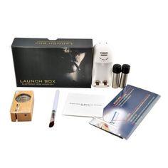 Launch Box Vaporizer Kit (Dry Herb) Available at Vapepensales.com #Vapepensales