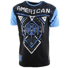 Hibbett Sports is a leading athletic-inspired fashion retailer with more than stores. Juniors Graphic Tees, Cute Graphic Tees, American Fighter Shirts, Gentlemen Wear, Custom Made Shirts, Country Shirts, Fox Racing, Tees For Women, Burning Man