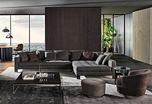 Pollock is the quintessential sofa, as designed by Minotti. With a contemporary eye, the Pollock seating system revisits the aesthetic values that distinguished the eponymous seating system. Sofa Design, Design Hall, Flur Design, Italian Furniture, Luxury Furniture, Outdoor Furniture Sets, Best Interior, Luxury Interior, Interior Design