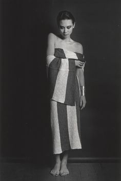 tina chow by marcus leatherdale for issey miyake