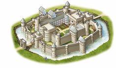 全歐洲大多數的城堡的階梯都是順時鐘,發現原因後才了解以前的人比我們聰明多了!% 照片